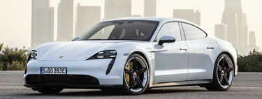 Porsche Taycan 2021 recibe ligeras actualizaciones tecnológicas