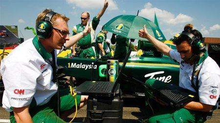 El malasio Nabil Jeffri se convertirá en septiembre en el piloto más joven en conducir un Fórmula 1