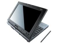 Dos tablets de Fujitsu con discos flash