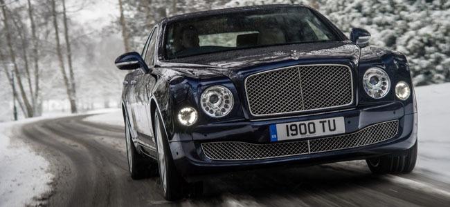 El Bentley Mulsanne recibe mejoras de cara a Ginebra