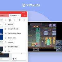 Vivaldi en Android se actualiza: mejoras gráficas y un juego incorporado para usar incluso sin conexión