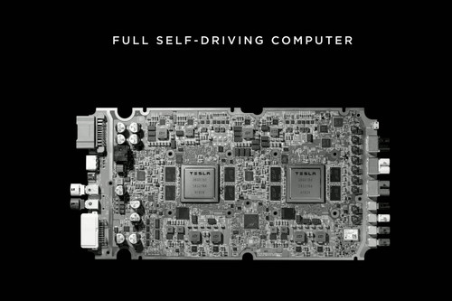 """Tesla Full Self-Driving: así es el nuevo super ordenador que traerá la """"conducción autónoma total"""" a los coches eléctricos Tesla"""