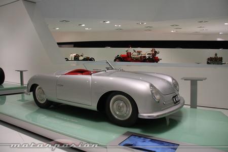 Los primeros Porsche de calle