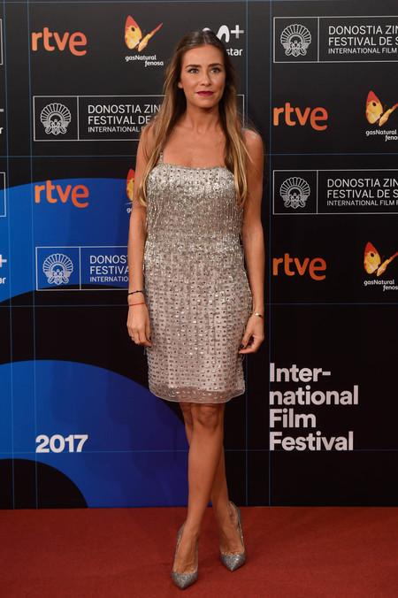 festival de cine de san sebastian alfombra roja Marta Carriedo