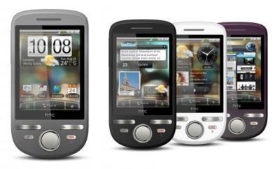 HTC Tattoo en Vodafone, precios