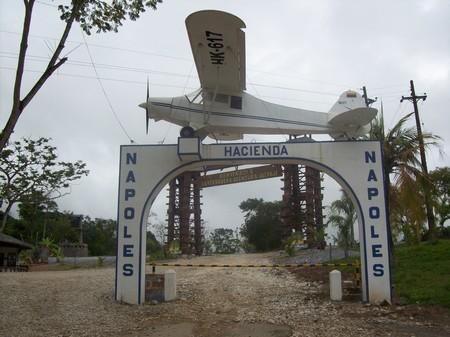 Portico Hacienda