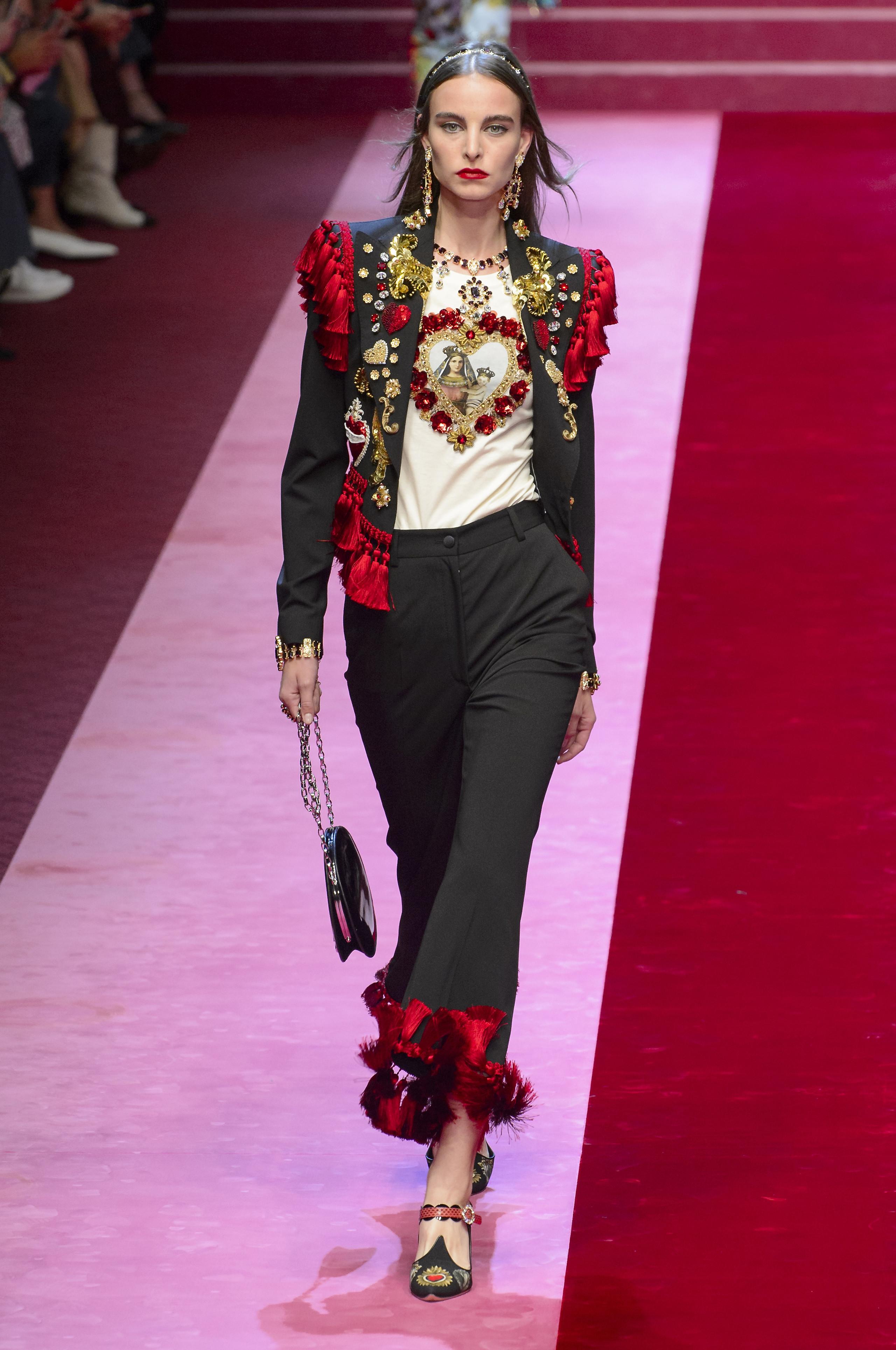 Foto de Dolce&Gabbana Primavera/Verano 2018 (102/106)