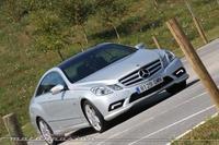 Mercedes-Benz E Coupé 350 CDI, prueba (parte 1)