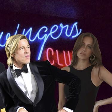 Donde caben dos, o caben tres o arde Troya: los cuernos, si son con Brad Pitt, se llevan mejor... ¡Que su nueva novia está casada!