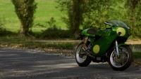 Paton S1 moto de Gran premio para la calle