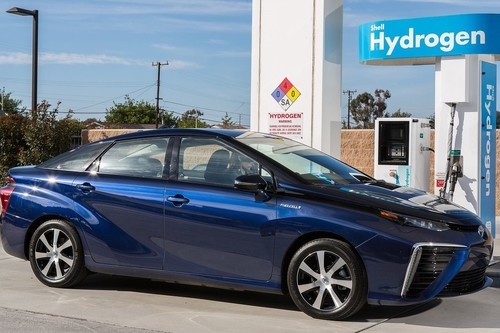 """Mirai"" significa ""futuro"" en japonés. ¿Es posible tener un Toyota Mirai en México?"