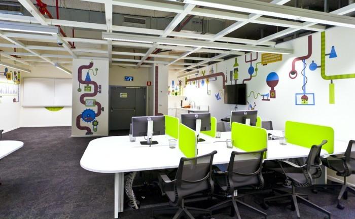 Foto de Las oficinas de eBay en Israel (9/17)