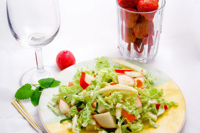 Verduras frescas: tus aliadas del verano