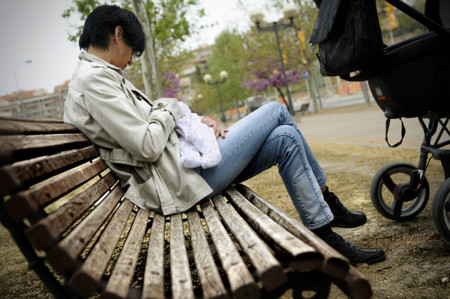 Amamantar en público