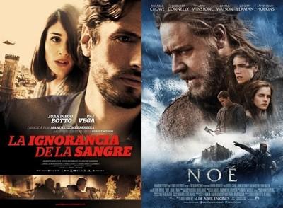 YoGa 2015 | 'Noé' y 'La ignorancia de la sangre' lideran el peor cine de 2014