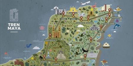 Todo lo que debes saber del Tren Maya antes de la 'consulta ciudadana'