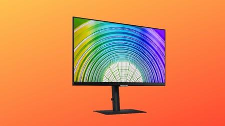 """Este monitor de 24"""" QHD con HDR10 a 159 euros es un chollo para productividad y más: mejores ofertas de los Días de Samsung en Amazon"""