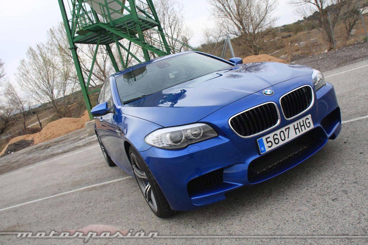 Foto de BMW M5 (Prueba) (57/136)