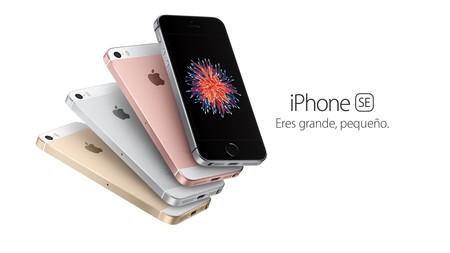 Acceder al ecosistema Apple te costará sólo 279 euros con este iPhone SE de 32GB