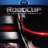 Colección completa Robocop, con las 4 películas en Blu-ray, por 12,75 euros