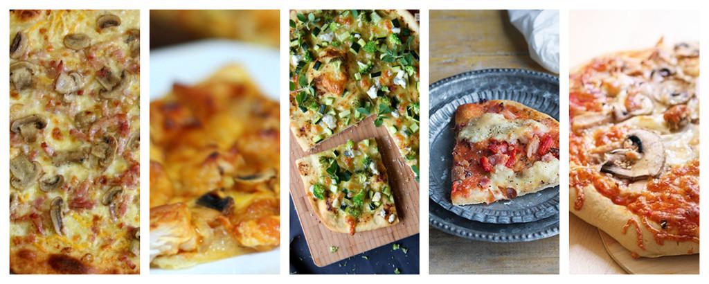 Las cinco recetas de pizza m�s buscadas en Internet y sus recetas m�s f�ciles y deliciosas