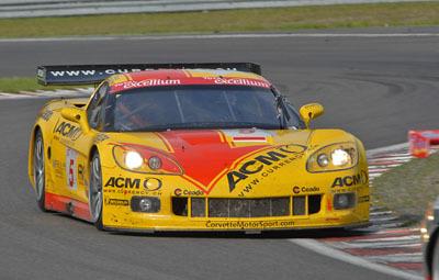 Un corvette gana las 24 horas de Spa Francorchamps