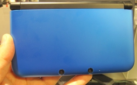 3DS XL cerrada