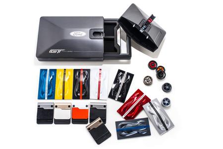 Si has recibido este kit estás de suerte, te han asignado un Ford GT y quieren que lo configures