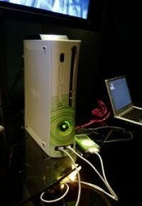 Conectando el iPod a la XBox 360