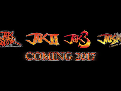 Jak and Daxter: The Precursor Legacy, Jak II, Jak 3 y Jak X: Combat Racing vuelven en PS4 como clásicos de PlayStation 2