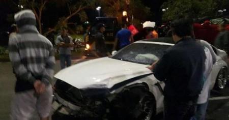 Bmw 640i Gran Coupe Crash Indonesia 2017 630x331