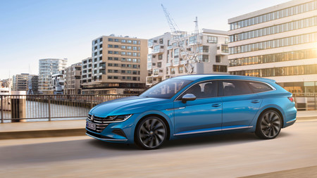 Volkswagen Arteon 2020 Shooting Brake 02