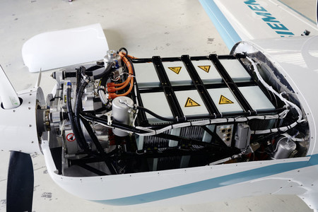 Siemens Electric Extra Powerplant