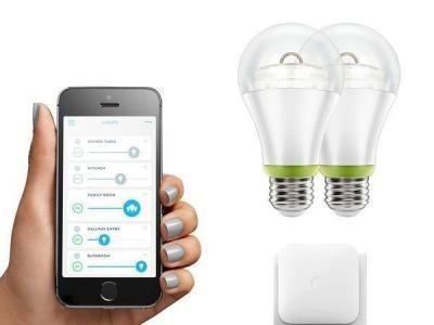 General Electric presenta Link, las bombillas LED inteligentes controladas desde tu iPhone