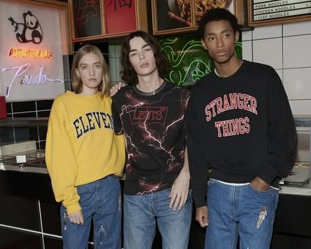 La colección de Levi's con 'Stranger Things' quiere ser la más ochentera de todas con dos nuevos diseños personalizables