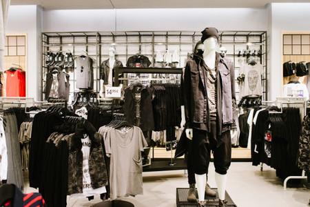 H&M Grey Madrid