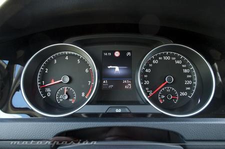 Volkswagen Golf VII, presentación y prueba en Cerdeña