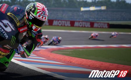 Hemos jugado a MotoGP 18, la forma más cercana de vivir el campeonato del mundo con un gran realismo