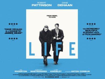 'Life', tráiler de la película sobre James Dean, con Robert Pattinson y Dane DeHaan
