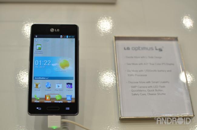 Foto de LG Optimus L5 II (1/11)