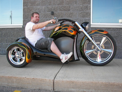 Cosmo Trike