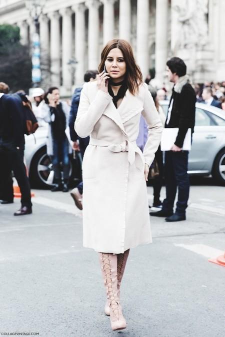 Paris Fashion Week Fall Winter 2015 Street Style Pfw Chanel Christine Centenera 1 790x1185