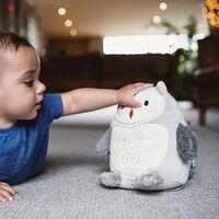 El peluche en forma de Búho promete ayudarte a dormir a tu bebé y está rebajadísimo en Amazon