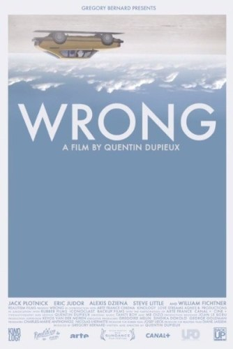 El cartel de Wrong