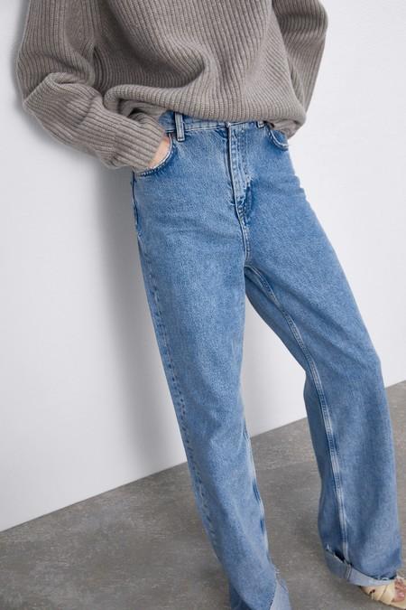 Pantalon Vaquero Ancho 2020 09