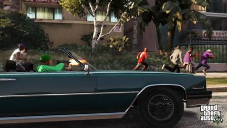 Más imágenes de 'Grand Theft Auto V' para alegrarnos el día
