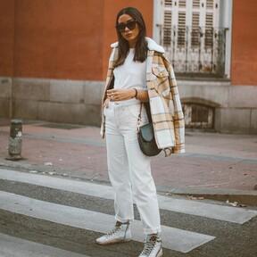 Las chaquetas de cuadros lo tienen todo para triunfar: 11 diseños que van desde las sobrecamisas hasta las americanas