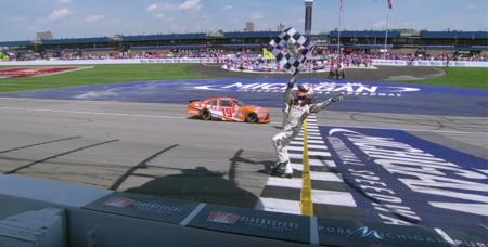 Daniel Suárez: El primer mexicano en ganar una carrera de NASCAR, otro motivo para celebrar