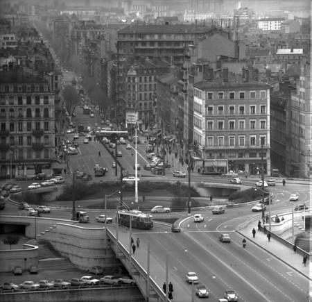 Lyon años 50