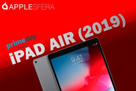 Gran rebaja en el iPad Air (2019): ahorra 60 euros en la compra de la tableta de Apple por el Prime Day 2020